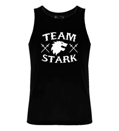 Мужская майка Team Stark
