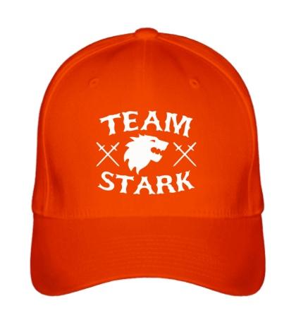 Бейсболка Team Stark