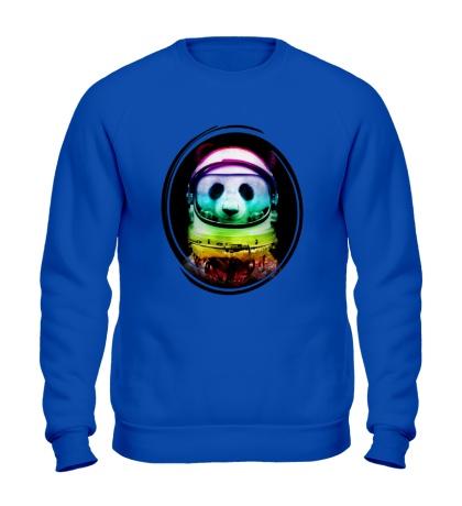 Свитшот Panda Astronaut
