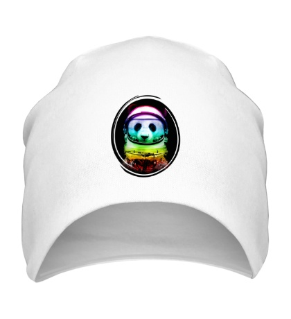 Шапка Panda Astronaut