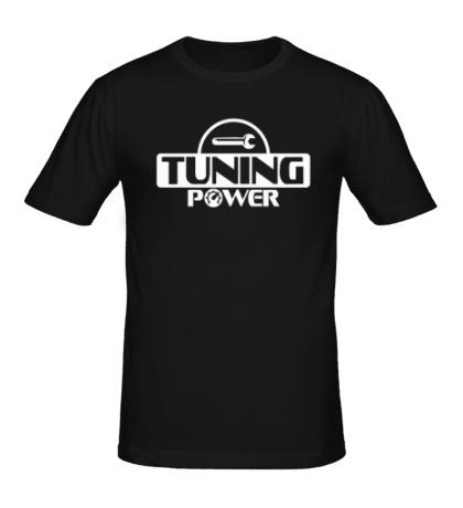 Мужская футболка Tuning power