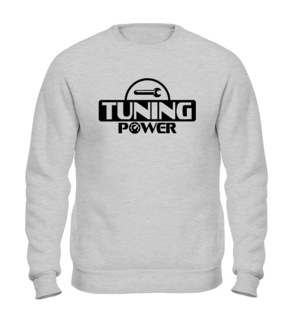 Свитшот Tuning power