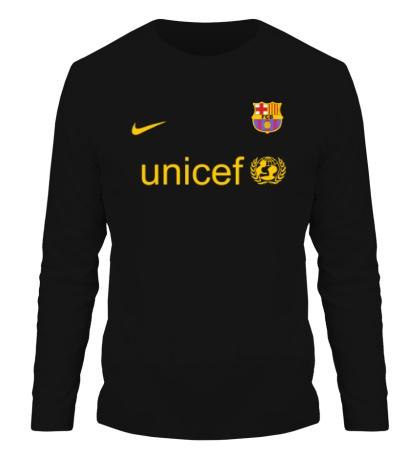Мужской лонгслив Barcelona Messi 10