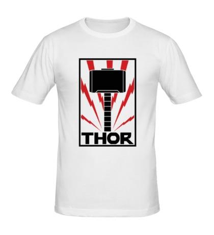Мужская футболка Молот Тора