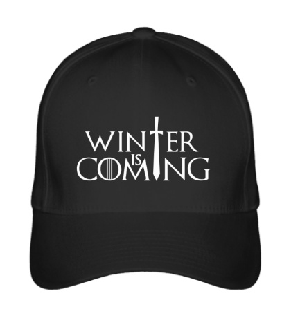 Бейсболка Winter is Coming: Logo