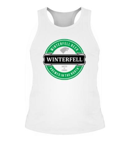 Мужская борцовка Winterfell beer