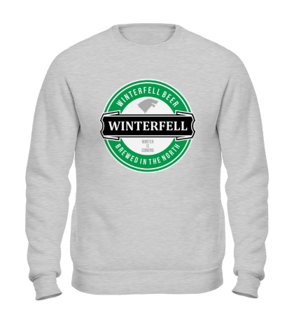 Свитшот Winterfell beer
