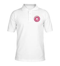 Рубашка поло Пончик Гомера Симпсона