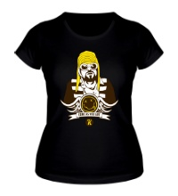 Женская футболка Курт Кобейн
