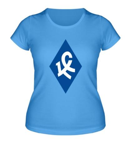 Женская футболка ФК Крылья Советов