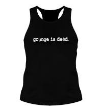 Мужская борцовка Grunge is dead