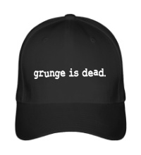 Бейсболка Grunge is dead