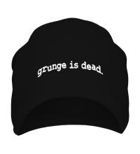 Шапка Grunge is dead