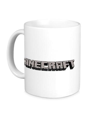 Керамическая кружка Minecraft