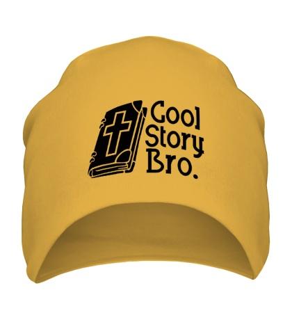 Шапка Jesus: Cool story bro