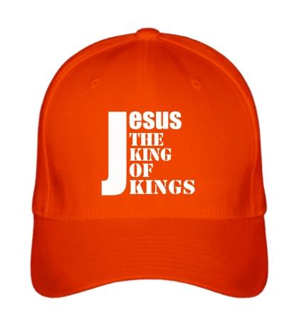 Бейсболка Jesus the king of kings
