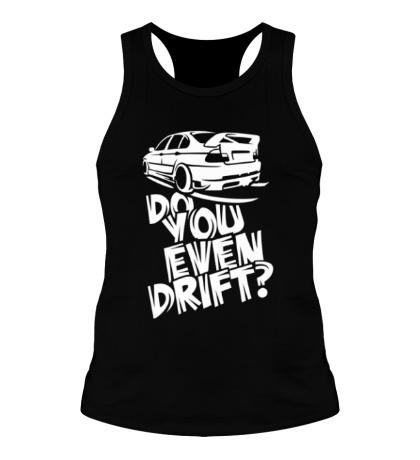 Мужская борцовка Do you even drift