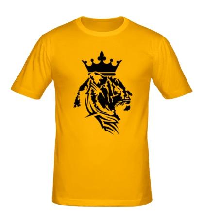Мужская футболка Царский тигр