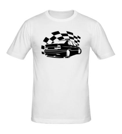 Мужская футболка Streetracing