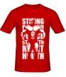 Мужская футболка «Strong health» - Фото 1