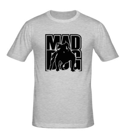 Мужская футболка Mad dog