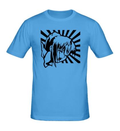 Мужская футболка Хентай