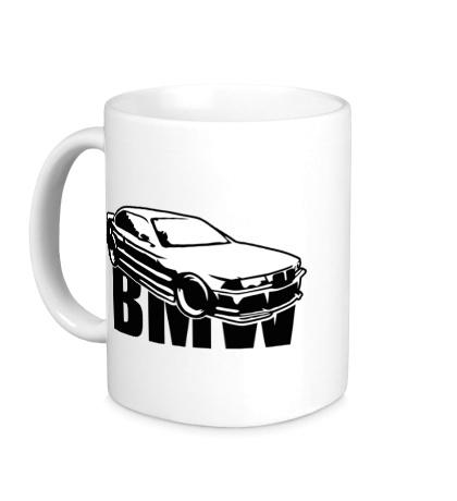 Керамическая кружка BMW E36 Series
