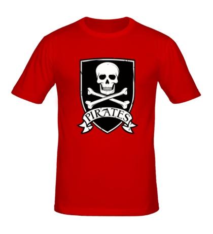 Мужская футболка Pirates Skull
