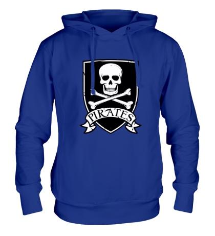 Толстовка с капюшоном Pirates Skull