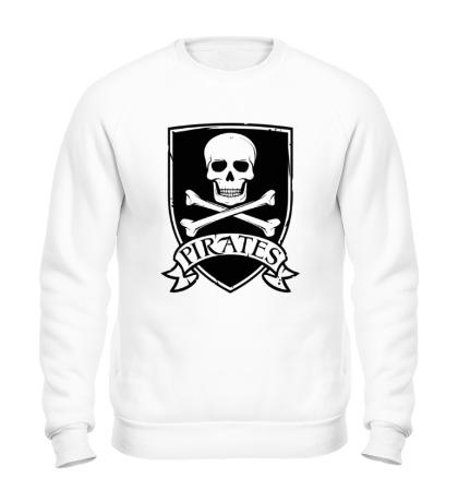 Свитшот Pirates Skull