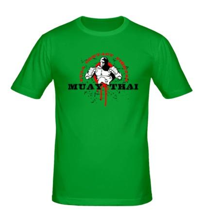 Мужская футболка Muay Thai Full Contact