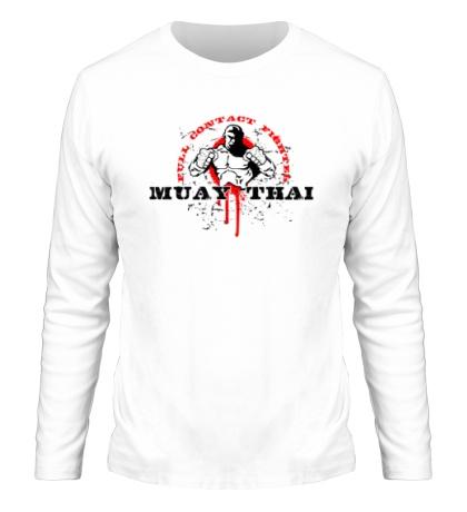 Мужской лонгслив Muay Thai Full Contact