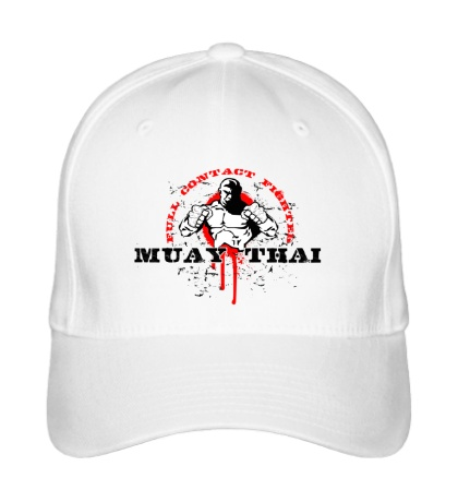 Бейсболка Muay Thai Full Contact