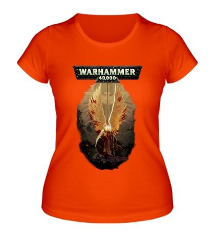 Женская футболка Warhammer 40000: Sanguinius
