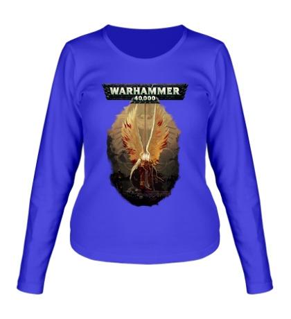 Женский лонгслив Warhammer 40000: Sanguinius