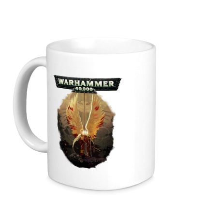 Керамическая кружка Warhammer 40000: Sanguinius