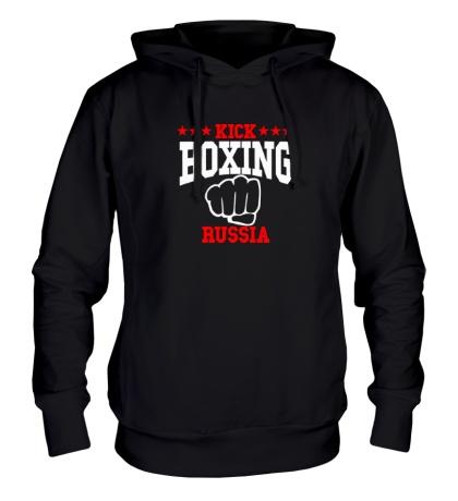 Толстовка с капюшоном Kickboxing Russia Team