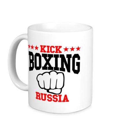 Керамическая кружка Kickboxing Russia Team