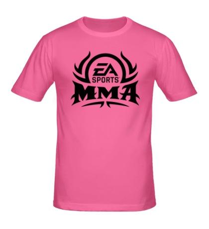 Мужская футболка MMA EA Sports