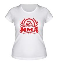 Женская футболка MMA EA Sports