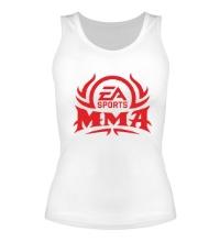 Женская майка MMA EA Sports