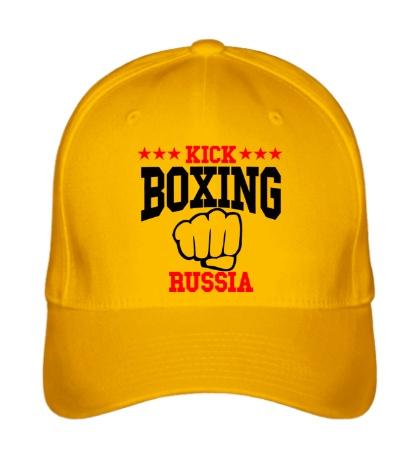 Бейсболка Kickboxing Russia Team