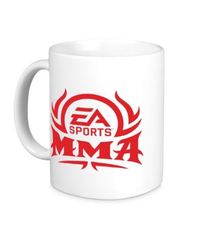 Керамическая кружка MMA EA Sports