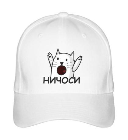 Бейсболка Ничоси, кот