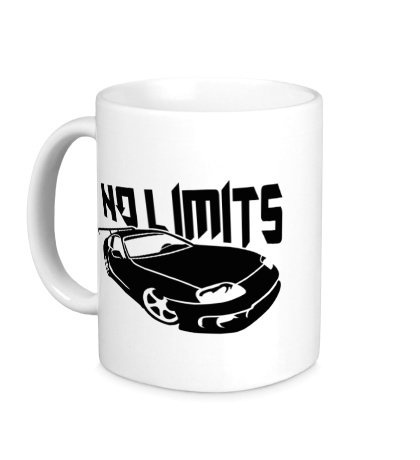 Керамическая кружка No limits