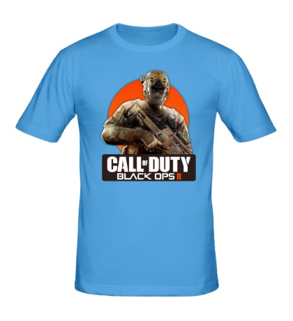 Мужская футболка CoD: Black Ops 2