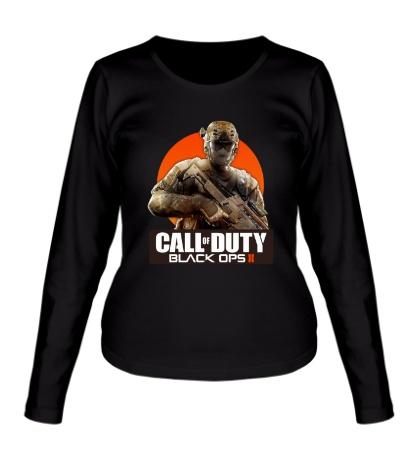 Женский лонгслив CoD: Black Ops 2