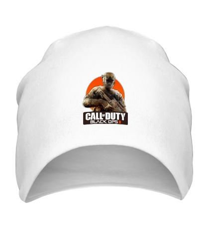 Шапка CoD: Black Ops 2