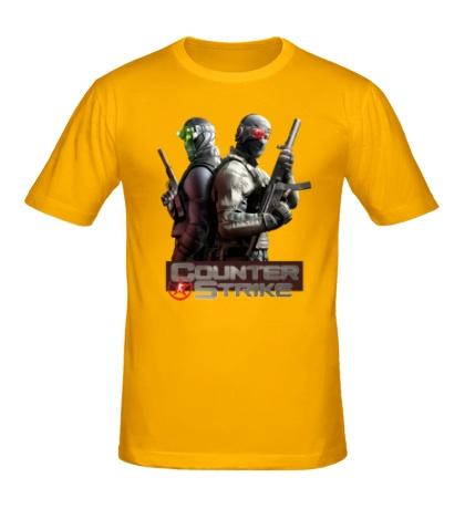 Мужская футболка Counter-Strike War