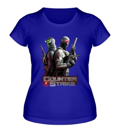 Женская футболка Counter-Strike War
